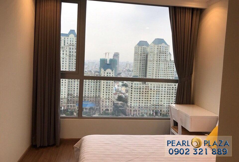 căn hộ Pearl Plaza có view đẹp đường Điện Biên Phủ