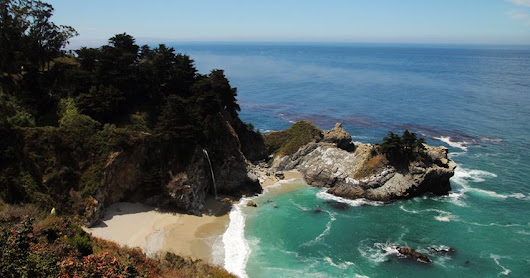 Pop Champagne: Big Sur