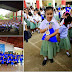 SM employees share blessings to students of Ticud Elementary School
