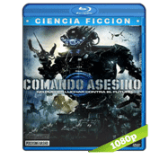 Comando Asesino (2016) Full HD BRRip 1080p Audio Dual Latino/Ingles 5.1