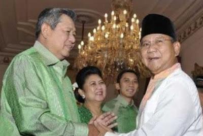 SBY dan Prabowo Akan Bertemu di Cikeas
