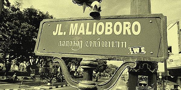 asal usul jalan malioboro