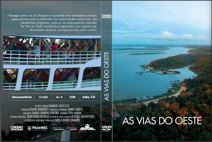 'Vias do Oeste' retrata cotidiano dos ribeirinhos da Amazônia