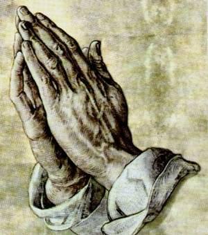 Gebet Hände