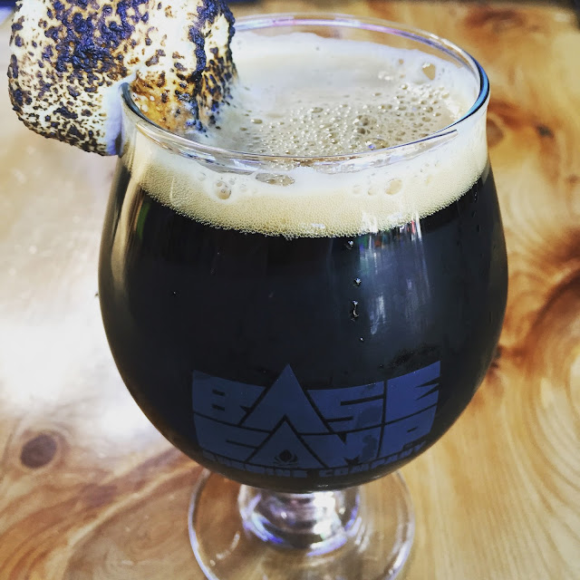 S'mores Stout from Portland's Base Camp Brewing Company