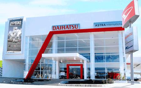 Showroom Astra Daihatsu Pondok Pinang Jakarta Selatan