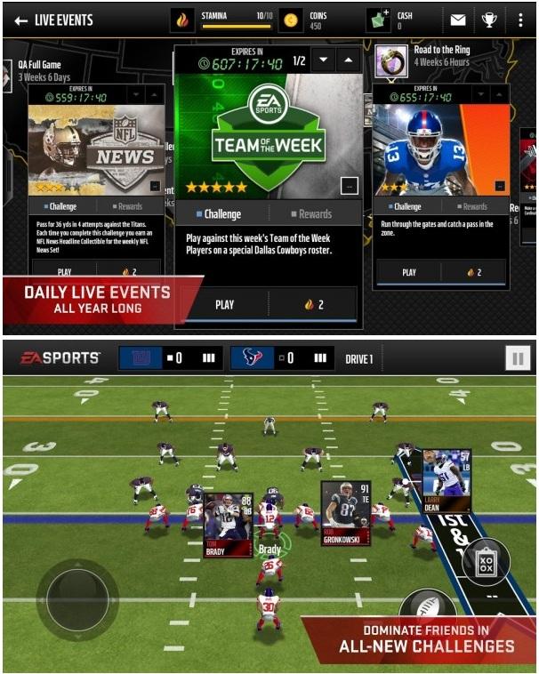 Madden NFL Mobile V3.5.1 Apk Mod