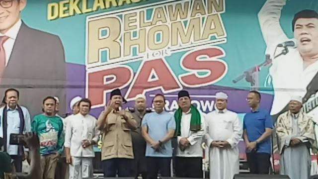 Prabowo Klaim Tiga Hal Ini Bisa Bikin Indonesia Maju