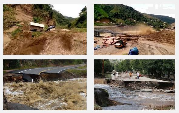 Thái Lan hiện tại không có trận lũ quét đổ xuống kinh hoàng Thái Lan