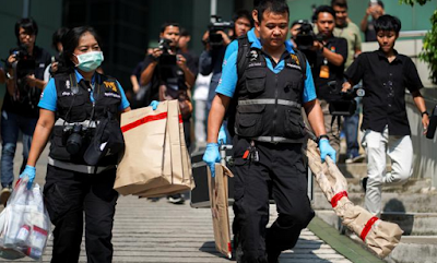 Bangkok Hospital Explosion Wounds 24 people