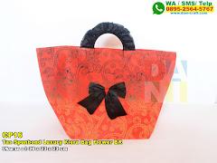 Tas Spunbond Luxury Kiera Bag Flower BR