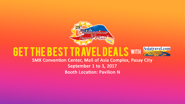 28th philippine travel mart smx moa sept 2017