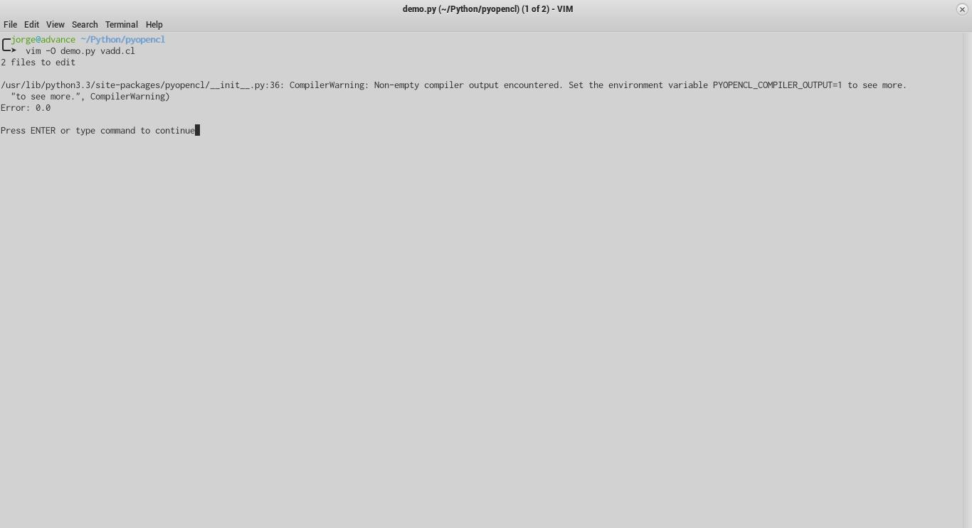 Embedded Programmer: Vim for Python Development