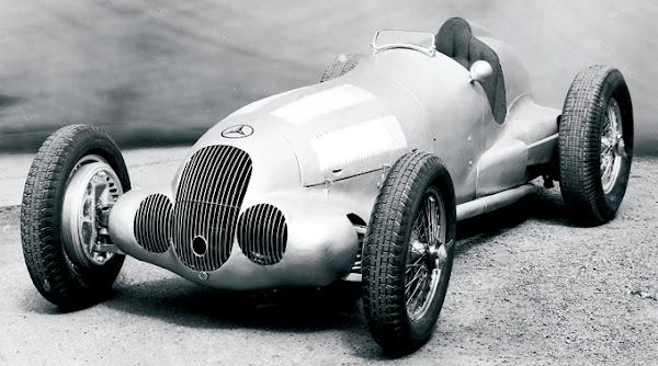 1937年Mercedes-Benz W125