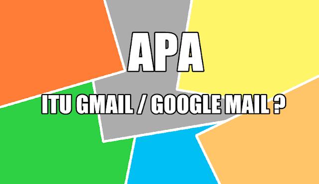 Apa itu Gmail atau google mail ?-seopion