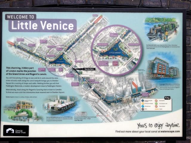 visitar Little Venice en Londres