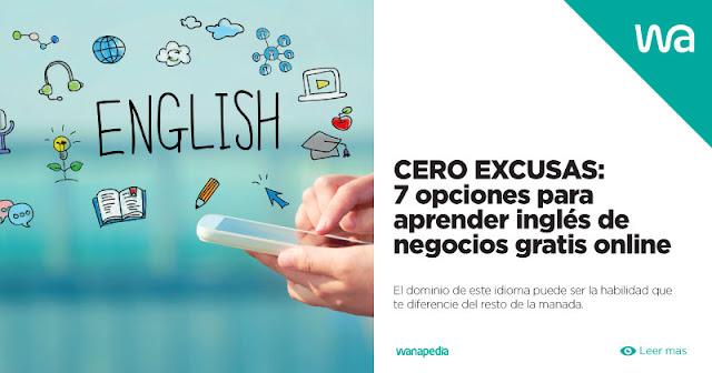 7 opciones para aprender inglés de negocios gratis online