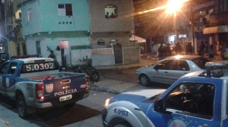 Resultado de imagem para paredão no bairro do uruguai
