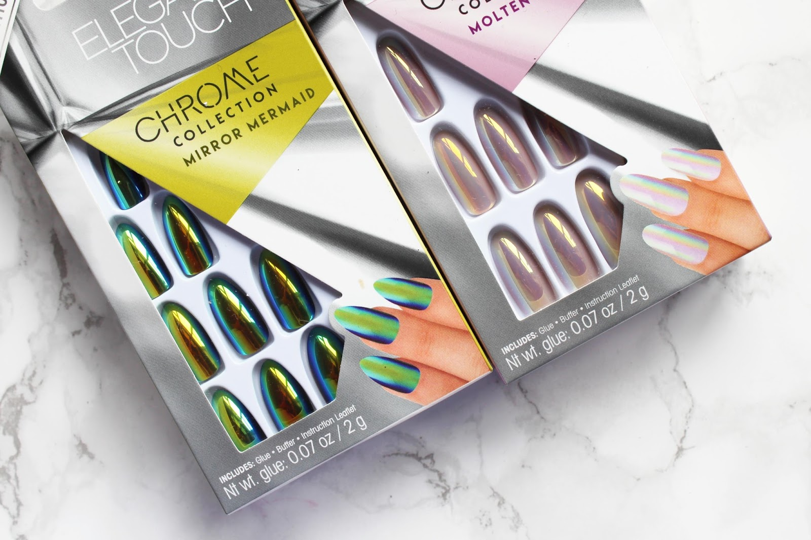 Elegant Touch Chrome Collection