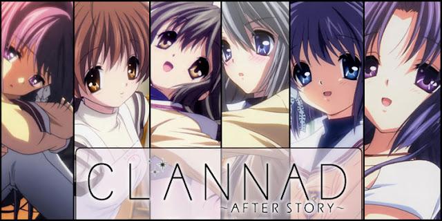 3 Anime Terbaik Berkisah Romantis - Clannad: After Story