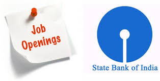 SBI में 554 पदों पर मौके (SBI holds 554 positions - Recruitment)