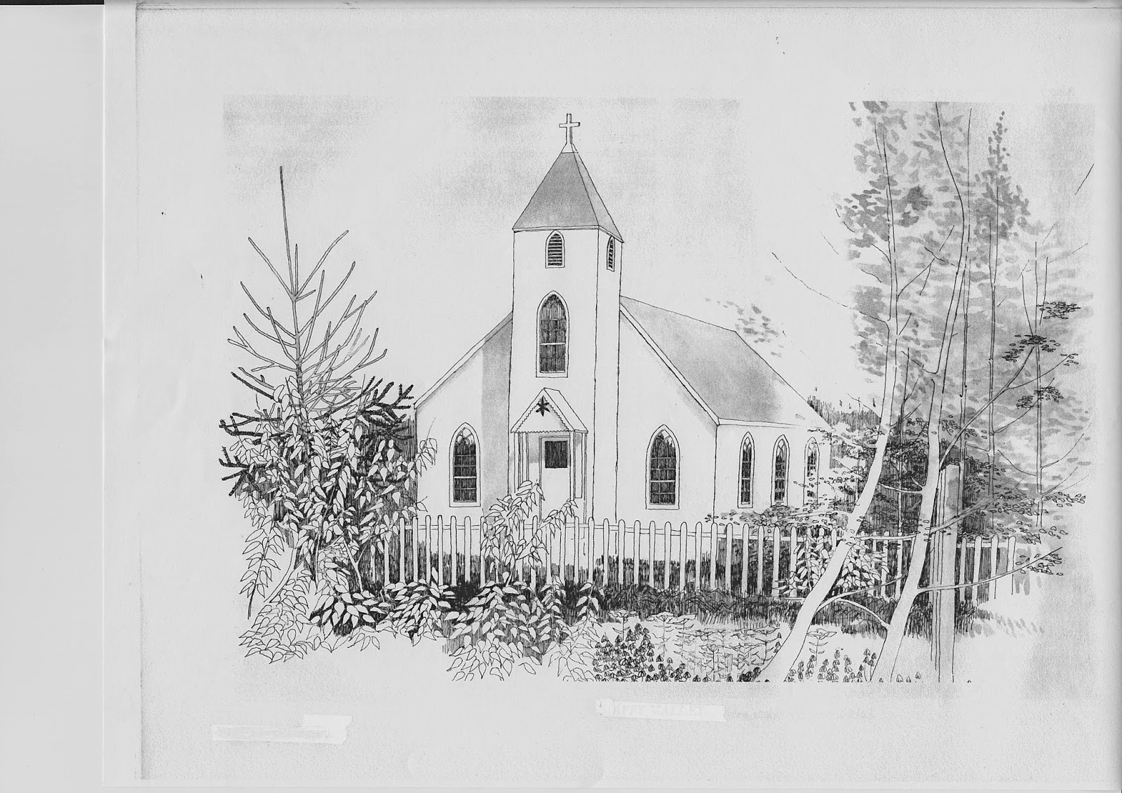 Moravian Church in Newfoundland and Labrador: Happy Valley