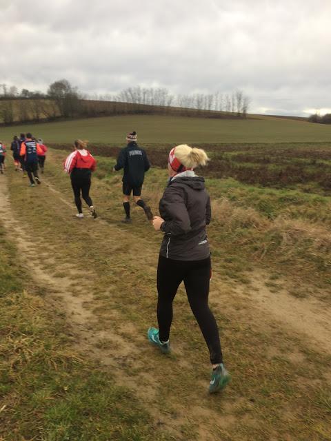 Récit de course trail givré 2017, course à pied et trail running