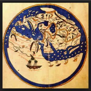 Fakta: Ilmuwan Islam ini Adalah Pembuat Peta Dunia Pertama