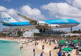 Sawirka KLM oo la ogaaday inuusan PhotoShop ahayn