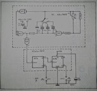 Rangkaian Generator Tegangan Blok LF