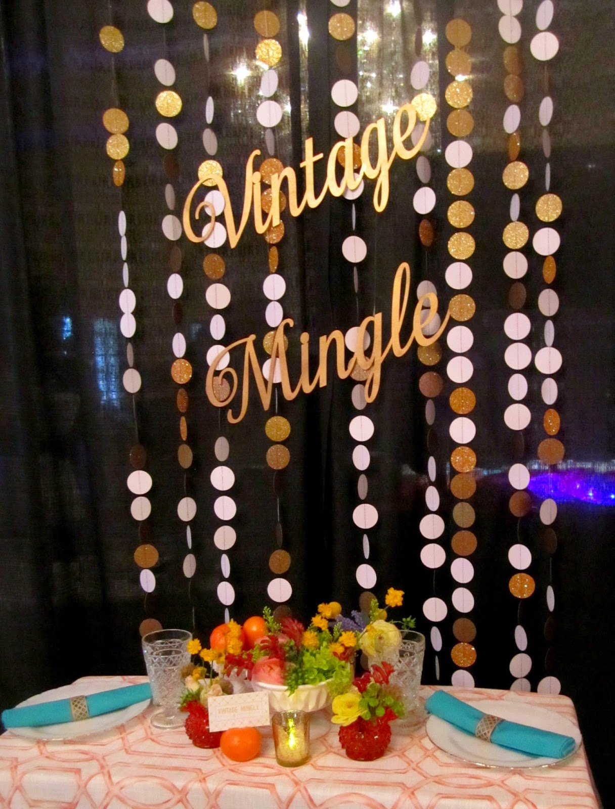 Vintage Mingle rental