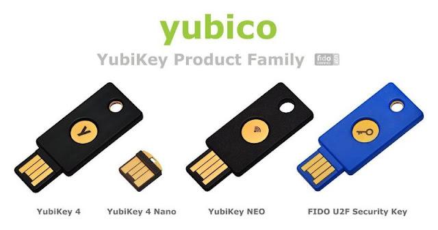 USB φλασάκι κλειδί επαλήθευσης