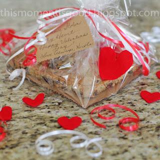 Chocolate Chip Valentine's Ideas