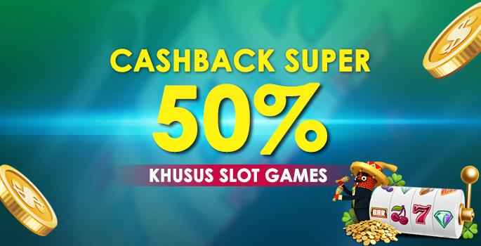 Cashback Super Slot Games
