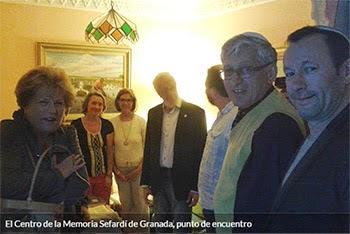 El Centro de la Memoria Sefardí de Granada, punto de encuentro
