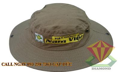 Liên hệ đặt may mũ nón tai bèo in thêu theo yêu cầu. cam đoan làm hàng nhanh nhất thị trường mũ ngày nay