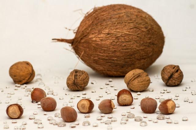 alergia na kokosa