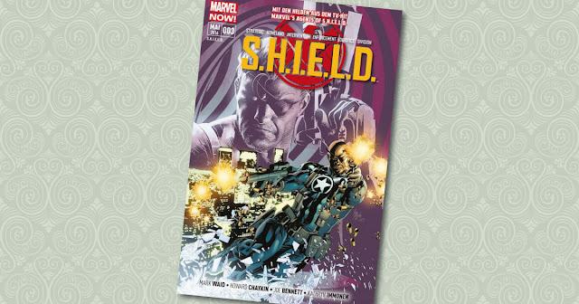 S.H.I.E.L.D Panini Cover