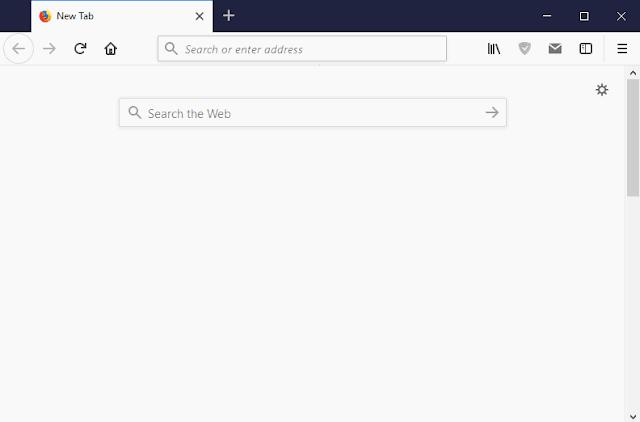 Firefox Quantum New Update