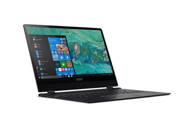 Acer Swift 7 Hadir dengan Laptop Tertipis di Dunia