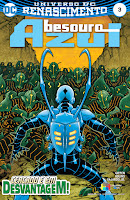 DC Renascimento: Besouro Azul #3