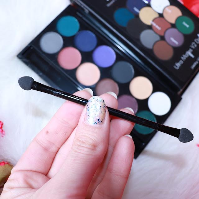 sleek makeup i divine ultra mattes darks göz farı paleti incelemesi 6