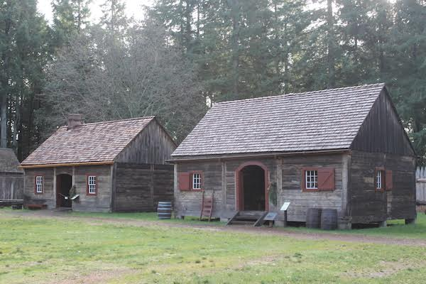 Tacoma Washington attractions Fort Nisqually
