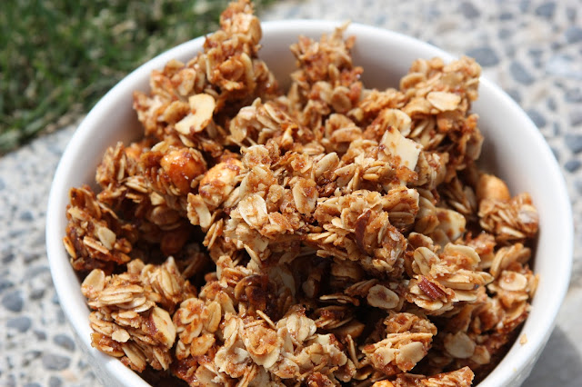 Ultimate Granola