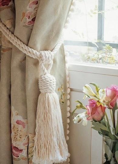 I d e a tipos de cortinas for Anillas con pinza para cortinas