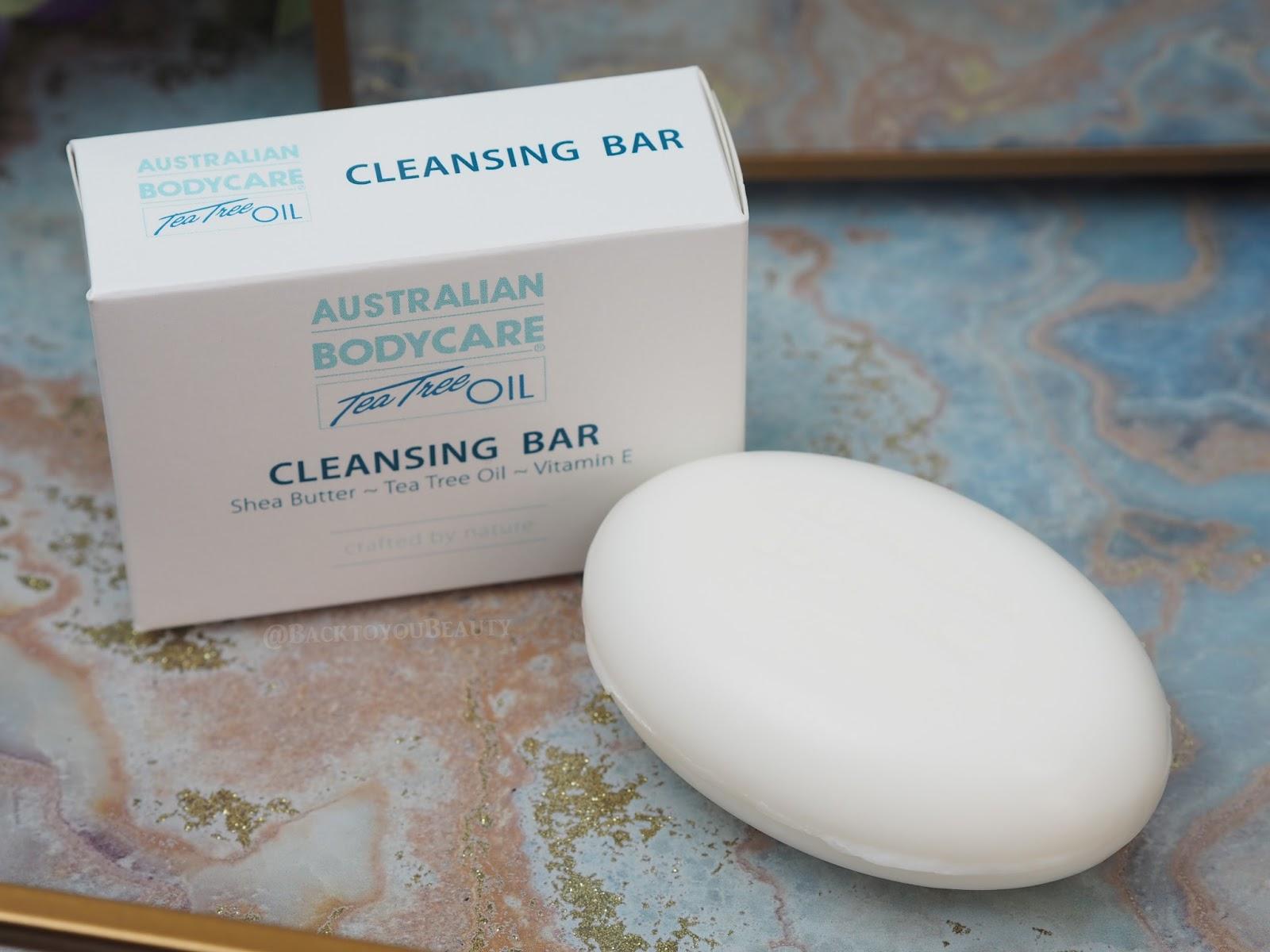 Australian Bodycare Cleansing Bar