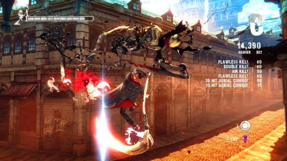 devil may cry vergil downfall cracked
