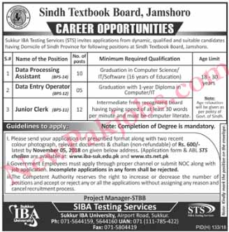 Jobs-in-Sindh-Textbook-Board-STBB