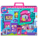 Littlest Pet Shop Large Playset Pepper Clark (#3171) Pet
