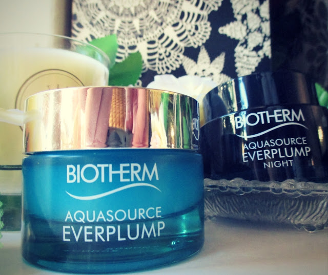 BIOTHERM  AQUASOURCE EVERPLUMP REVIEW
